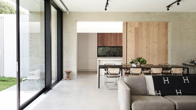 Hiding House by Jackson Clements Burrows Architects 06
