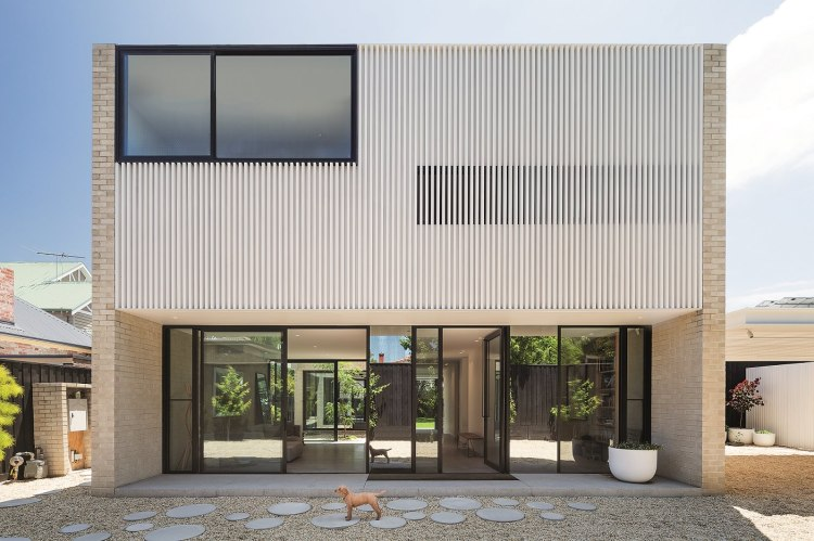 Hiding House by Jackson Clements Burrows Architects 07