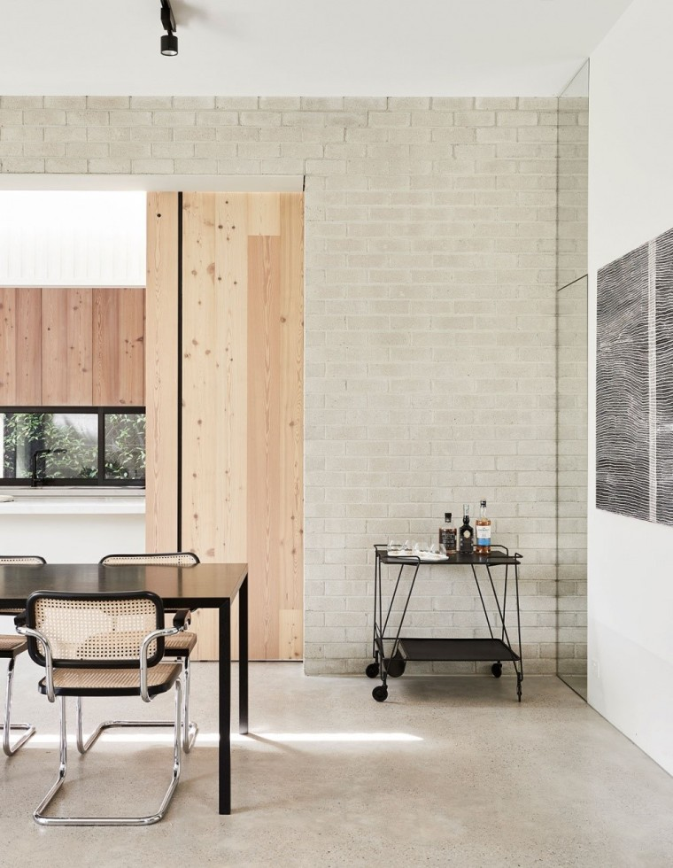 Hiding House by Jackson Clements Burrows Architects 09