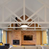 Huon Barn House by MG Architecture Interiors