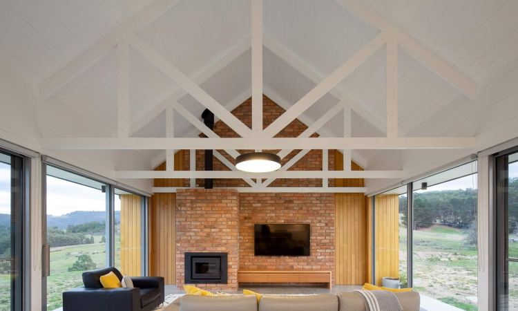 Huon Barn House by MG Architecture Interiors 04