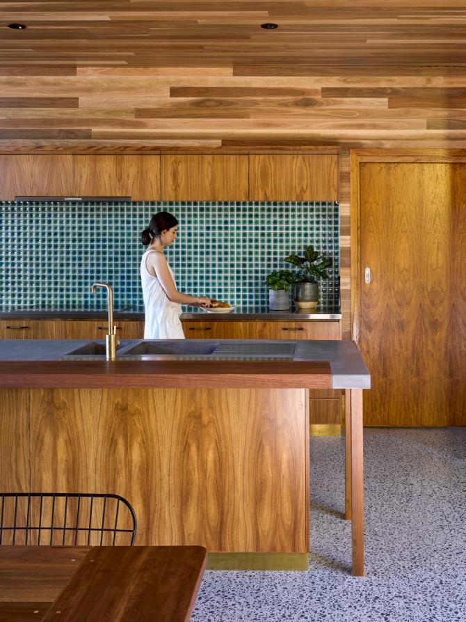 Tarragindi Steel House by Bligh Graham Architects 05