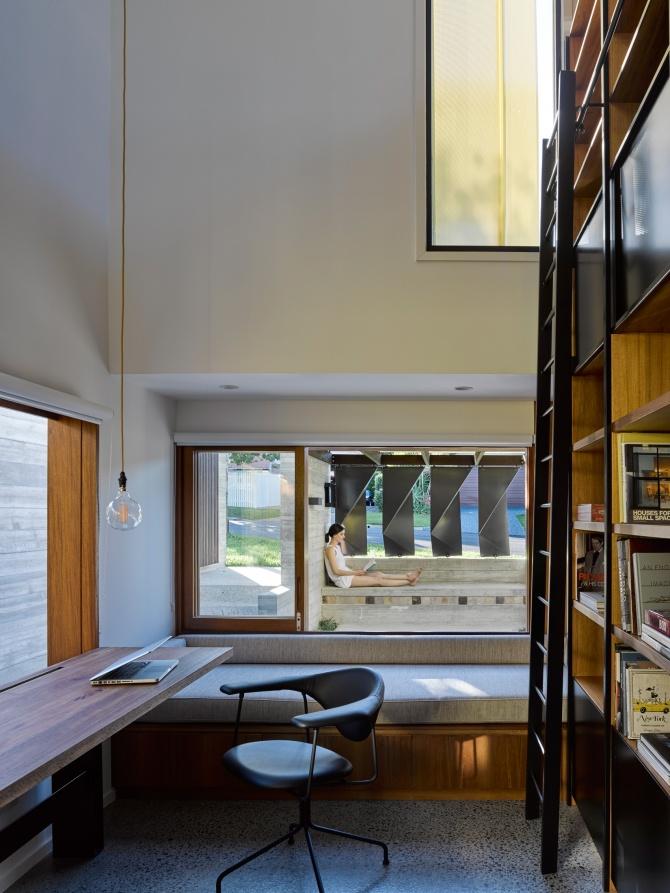 Tarragindi Steel House by Bligh Graham Architects 12