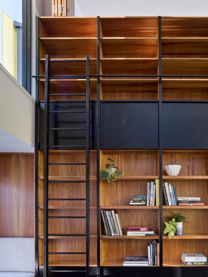 Tarragindi Steel House by Bligh Graham Architects 13