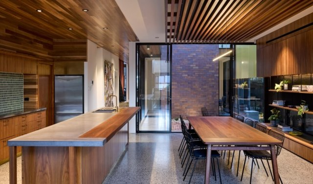 Tarragindi Steel House by Bligh Graham Architects 14