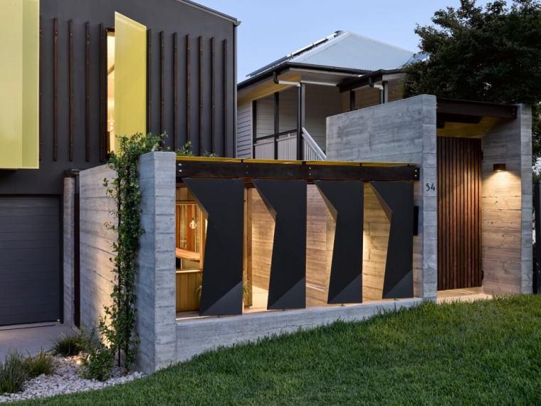 Tarragindi Steel House by Bligh Graham Architects 15