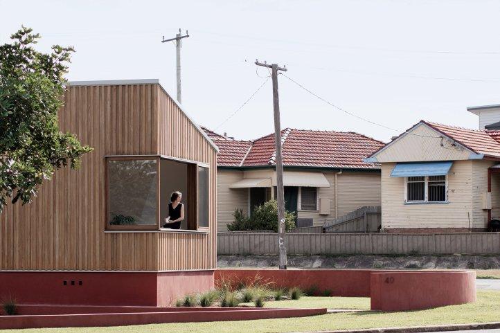 Three Piece House by TRIAS-04