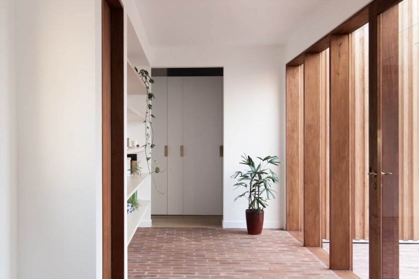 Three Piece House by TRIAS-21