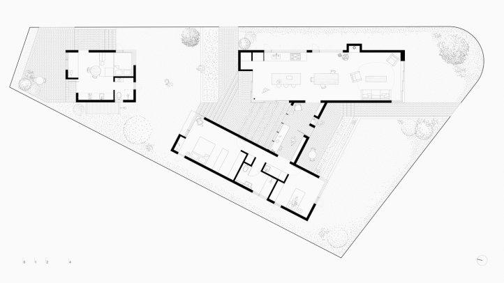 Three Piece House by TRIAS-26