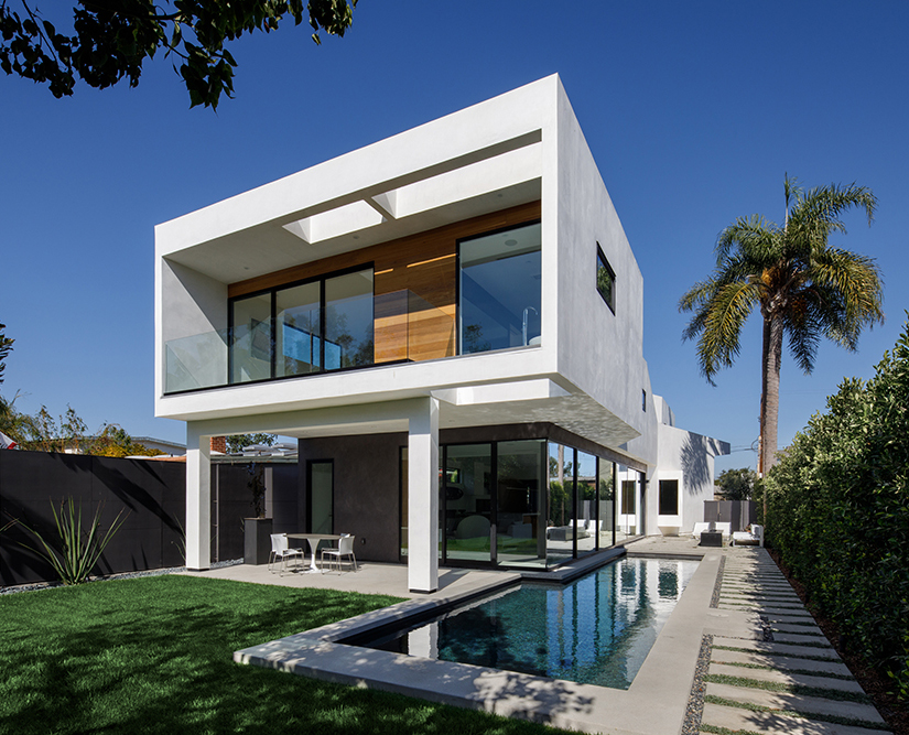 Venice Beach Residence by Griffin Enright Architects 06