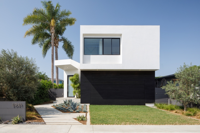 Venice Beach Residence by Griffin Enright Architects 15