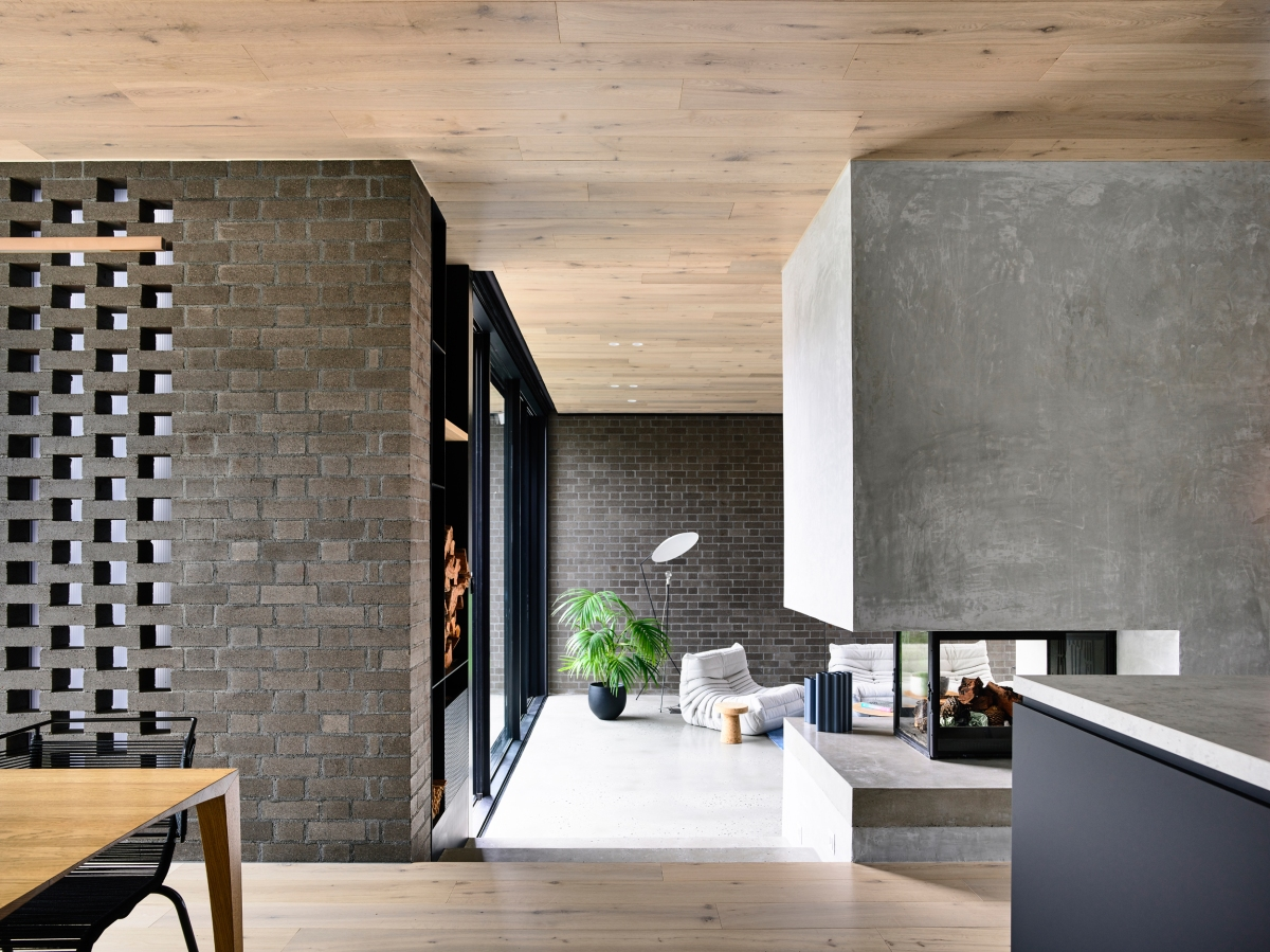 York Street Residence by Jackson Clements Burrows Architects