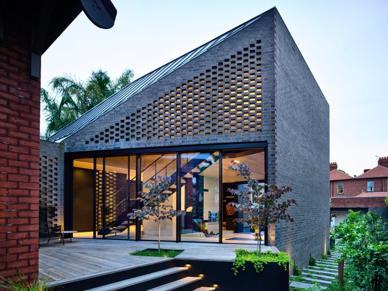 York Street Residence by Jackson Clements Burrows Architects 02