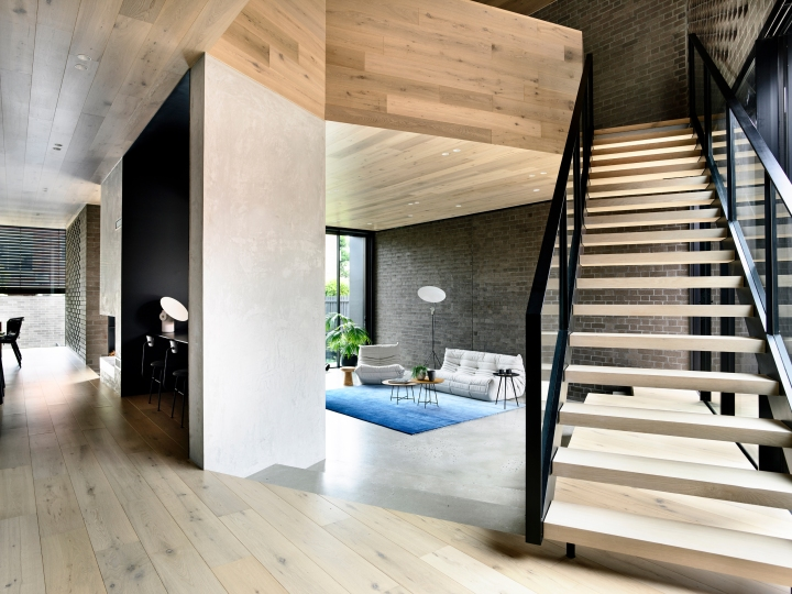 York Street Residence by Jackson Clements Burrows Architects 03