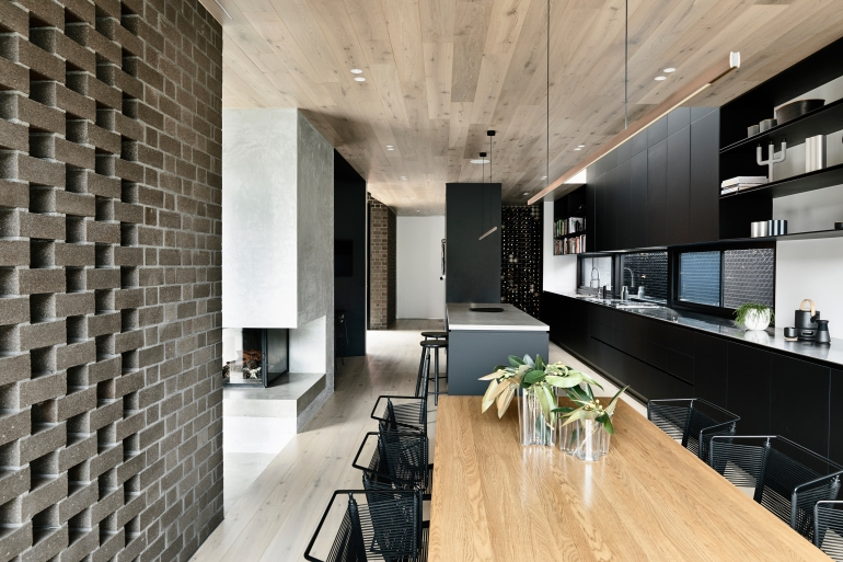 York Street Residence by Jackson Clements Burrows Architects 04