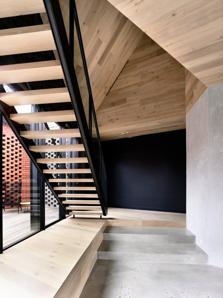 York Street Residence by Jackson Clements Burrows Architects 06