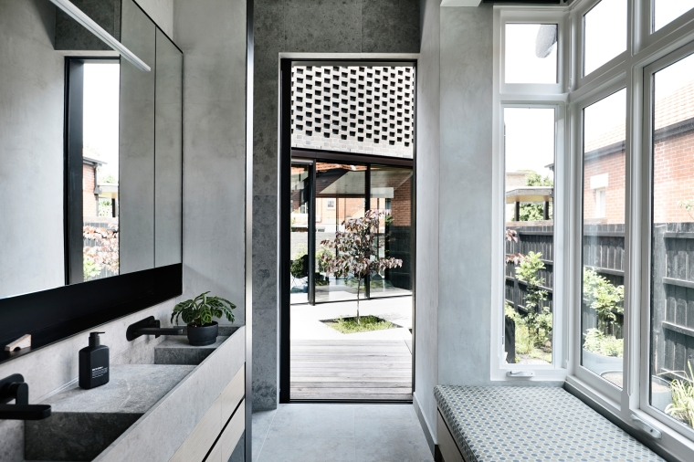 York Street Residence by Jackson Clements Burrows Architects 11