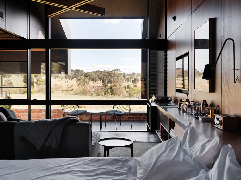 Brae Restaurant Accommodation by Six Degrees Architects 02