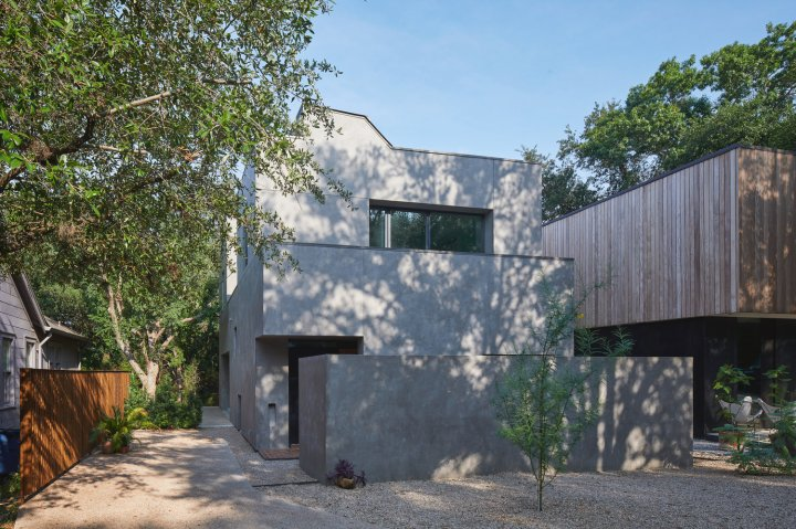 David Street House by Murray Legge Architecture 01