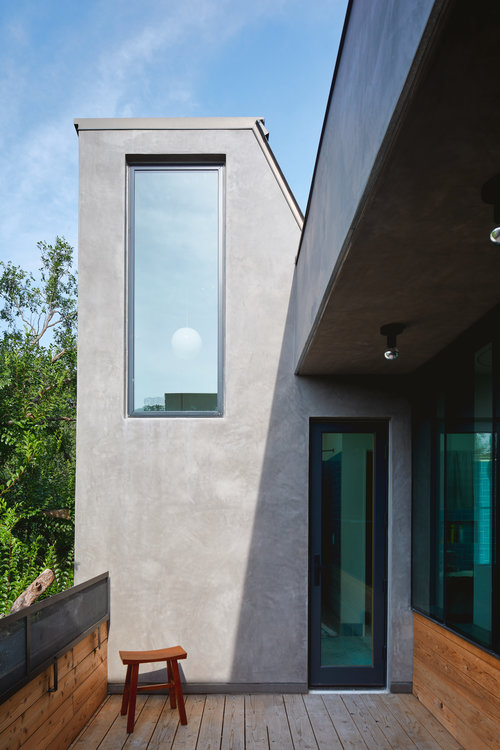 David Street House by Murray Legge Architecture 015