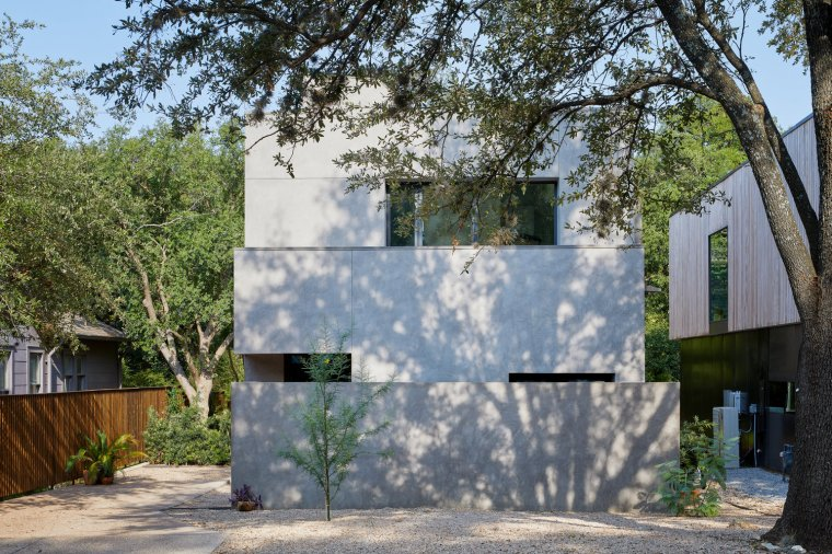 David Street House by Murray Legge Architecture 04