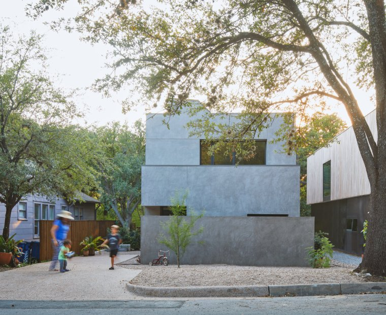 David Street House by Murray Legge Architecture 10