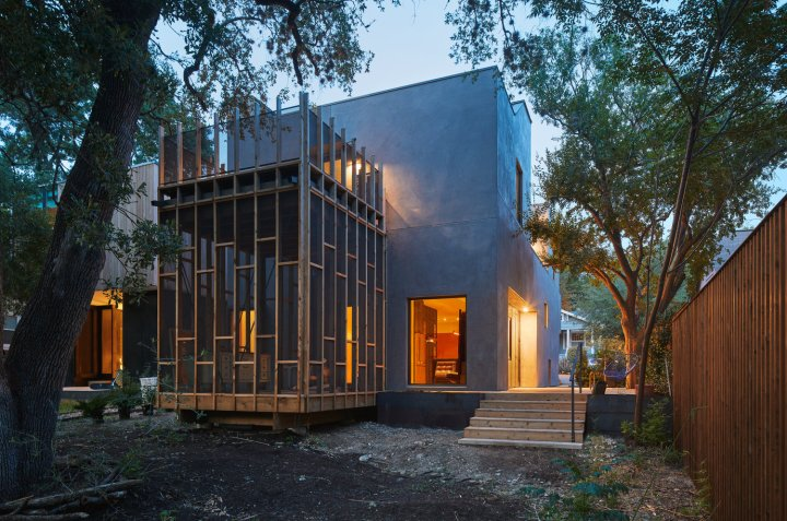 David Street House by Murray Legge Architecture 13