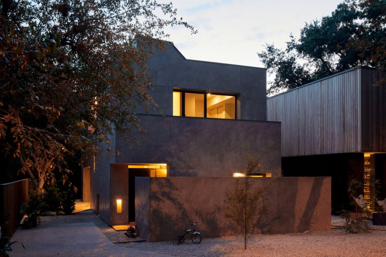 David Street House by Murray Legge Architecture 14