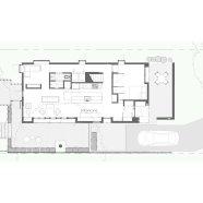 David Street House by Murray Legge Architecture_Plan+L1