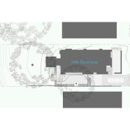 David Street House by Murray Legge Architecture_Plan+site