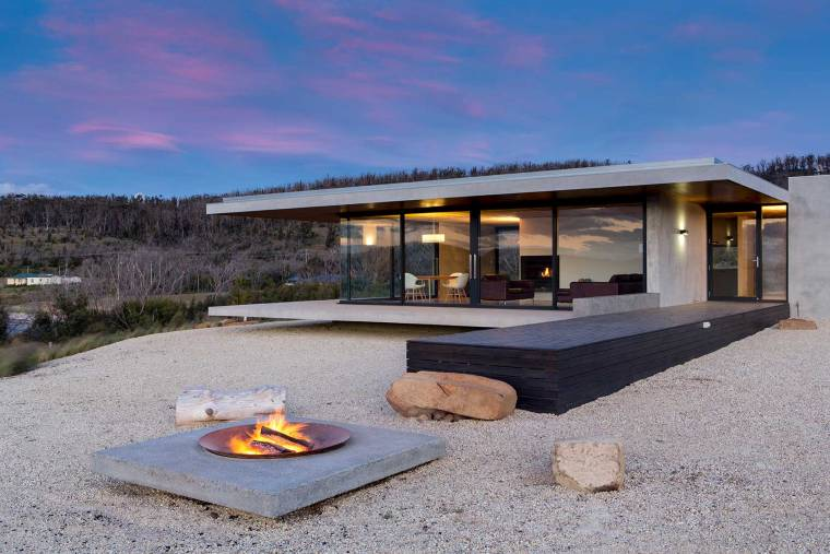 Dunalley House by Stuart Tanner Architects_12