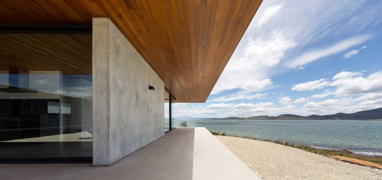 Dunalley House by Stuart Tanner Architects_2