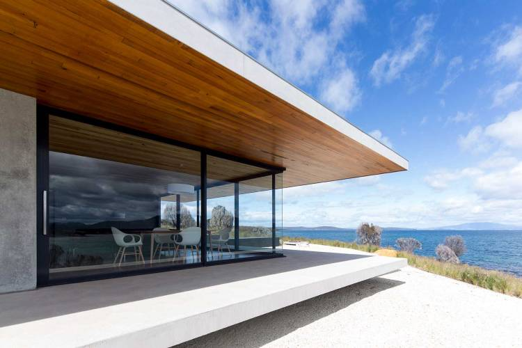 Dunalley House by Stuart Tanner Architects_5