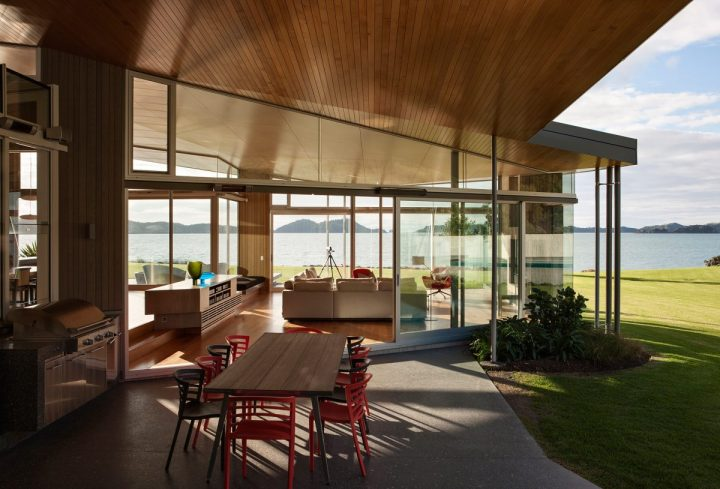 Fold House by Bossley Architects 04