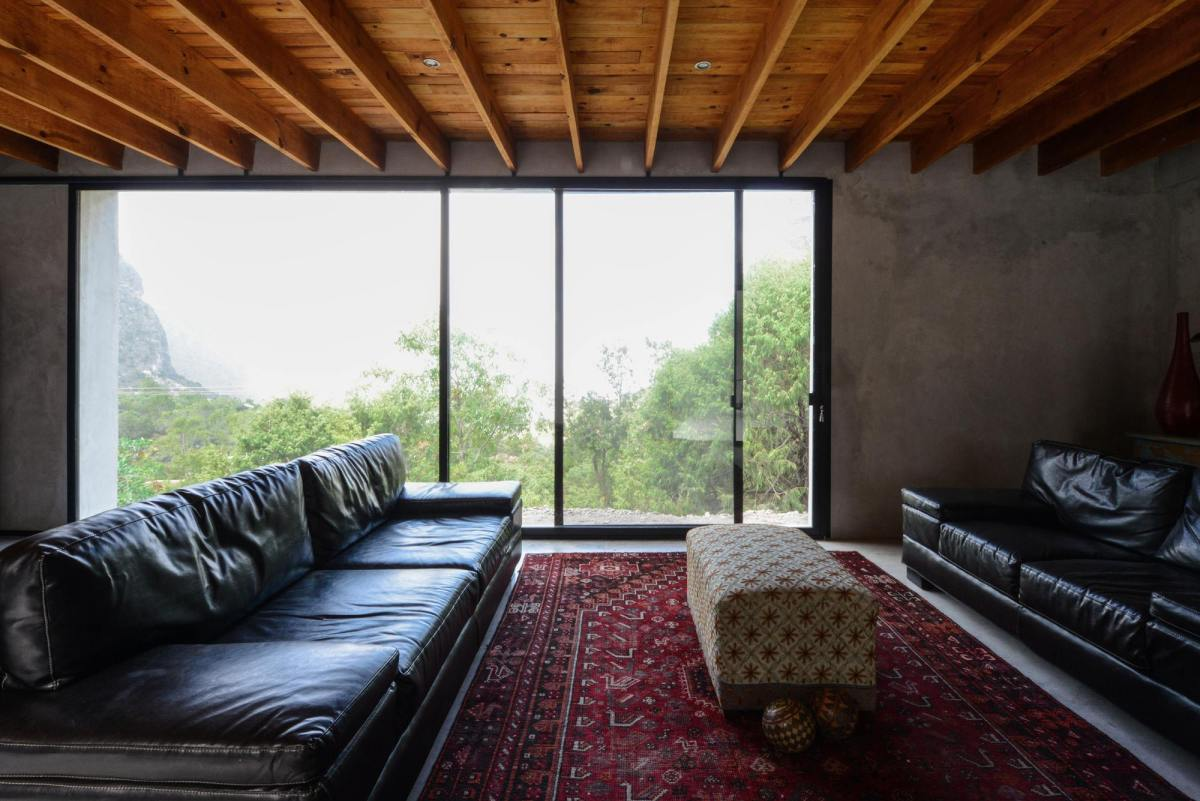 Casa Bedolla by P+0Arquitectura