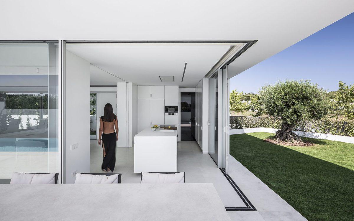 House in Ses Torres by Gallardo LlopisArquitectos