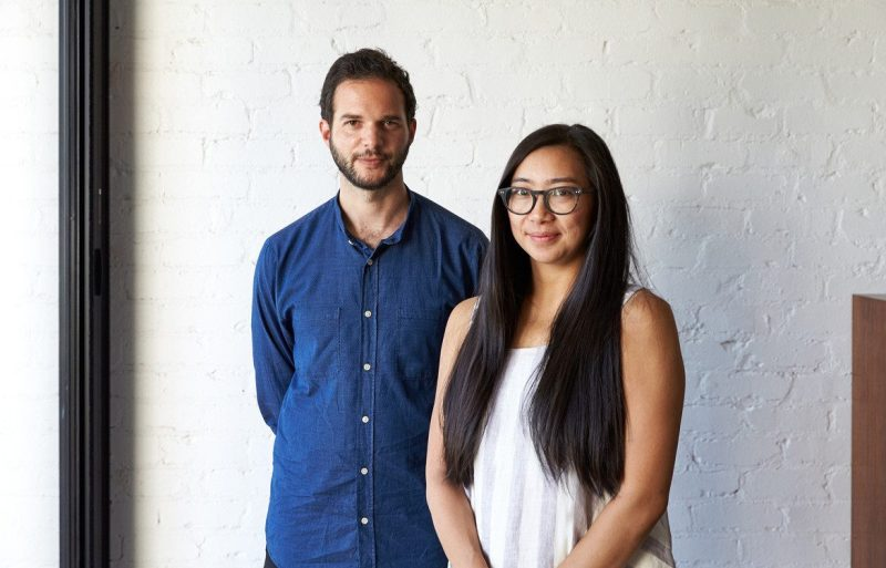 jo foong and jamie sormann