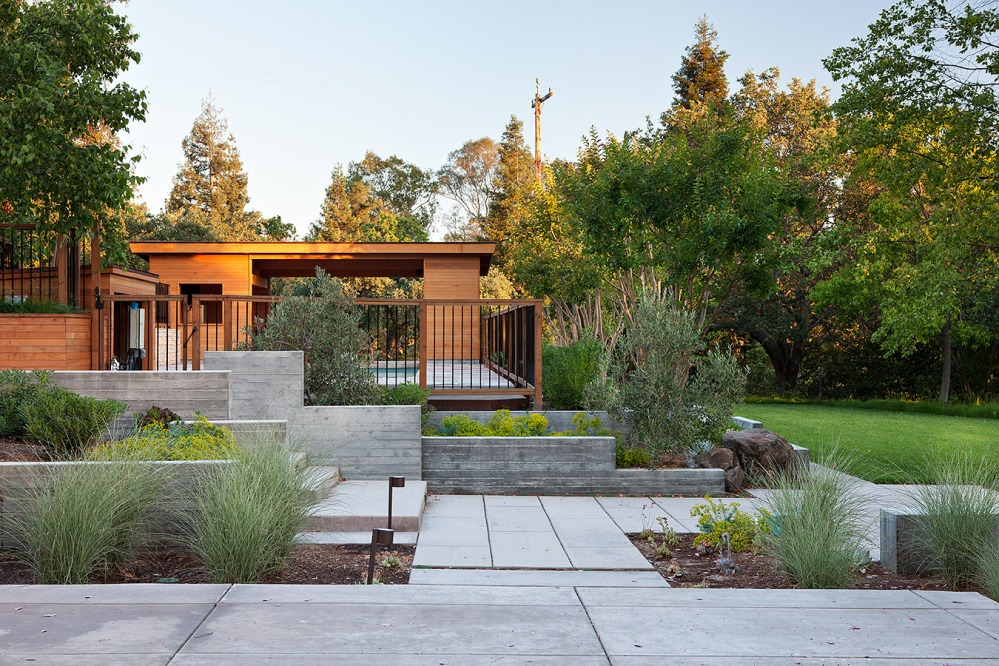 modern pool house by klopf architecture-1