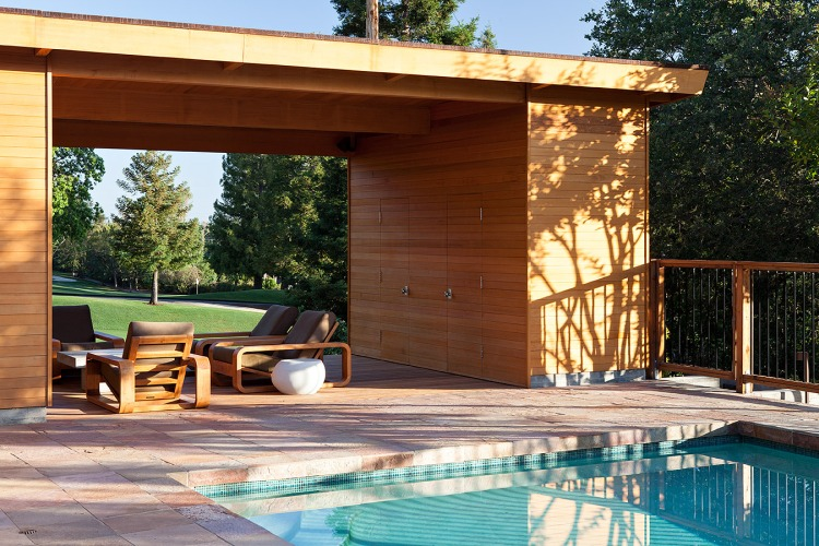 modern pool house by klopf architecture-4