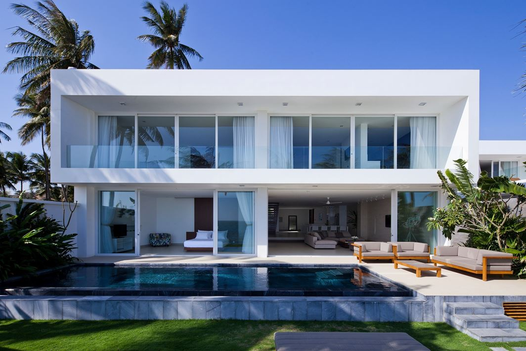 Oceaniques Villas by MM++ Architects