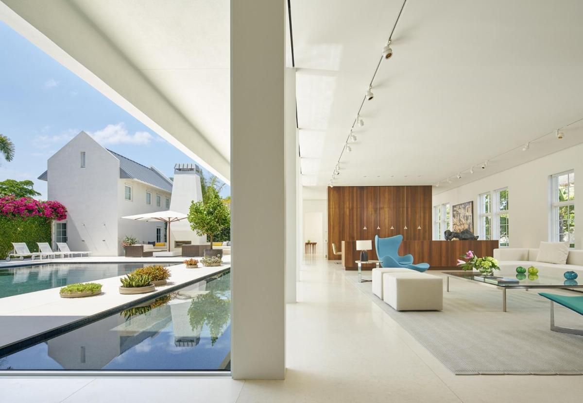Podesta Residence by Brininstool + Lynch