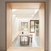 Private house, Peckham, London | Al-Jawad Pike Architects