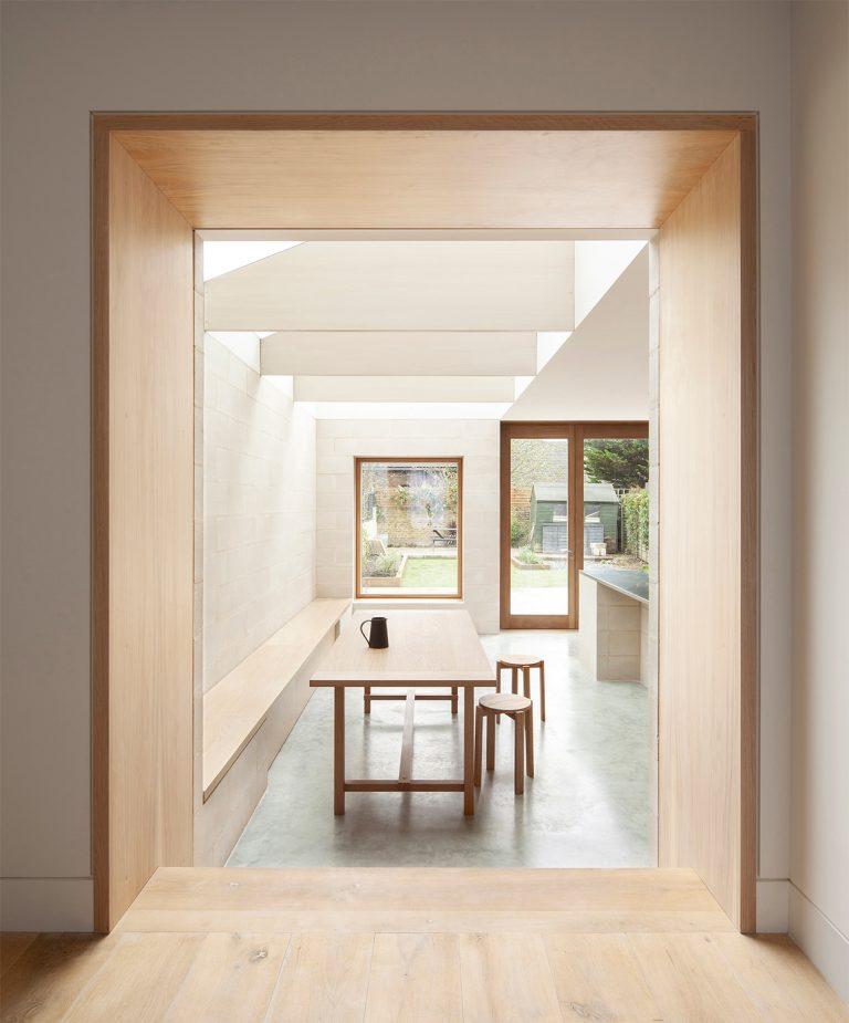 Private house, Peckham, London | Al-Jawad PikeArchitects