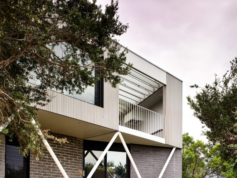 sorrento house by figureground architecture