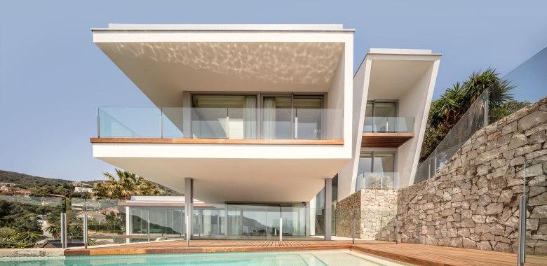 Casa VN by Guillem Carrera Arquitecte