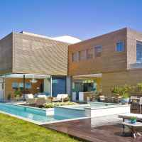 Modern Summer House - Quogue by Austin Patterson Disston Architects