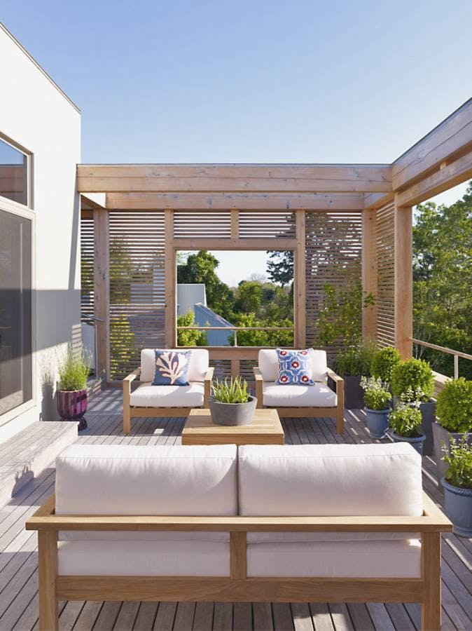 Modern Summer House by Austin Patterson Disston Architects-10