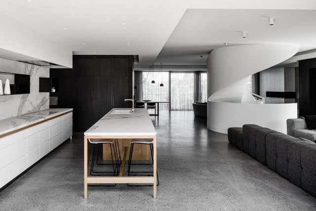 Oreo House by Taylor Pressly Architects-02