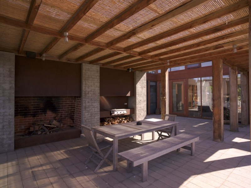 Whitehall Road Residence - B.E Architecture_08