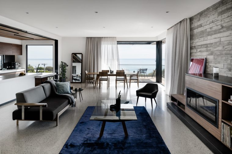 Two Angle House by Megowan Architectural -4